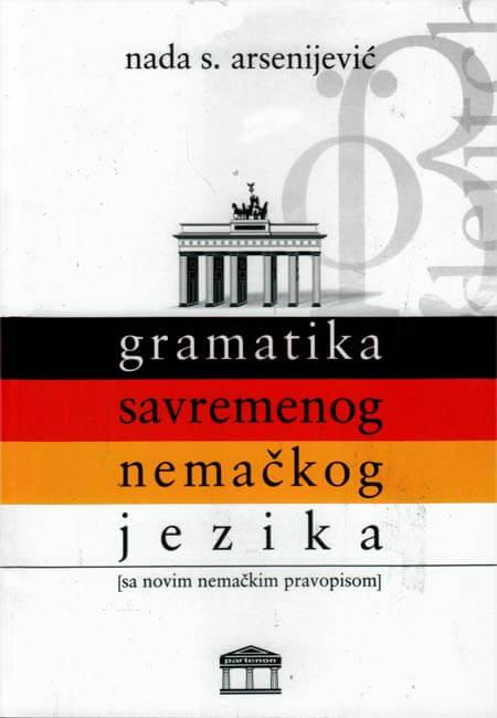 gramatika nemačkog